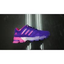 Tenis Zapatapatillas Adidas Marathon 3d Dama Y Hombre