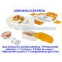 Portacomidas Electrico Portatil + Obsequio Sanduchera