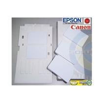 Super Promo Bandeja Epson L800 T50 Abs Canon + Pvc Demo+soft