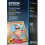 Papel Fotográfico Brilnte 10x15 100 Hojas Epson Envio Gratis