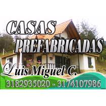 Venta De Casas Prefabricadas-directamente Con El Fabricante