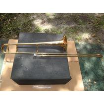 Trombon Tenor Holton Tr602 Exelente Estado