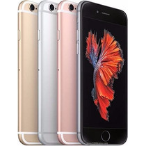 Apple Iphone 6s 16gb 12mpx Touch 3d 4k 4g Lte Promoción