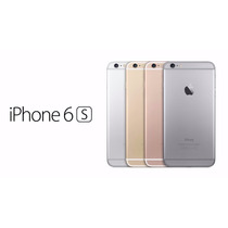 Apple Iphone 6s De 16gb 3d Touch Cam 12mp A9 + Envio Gratis