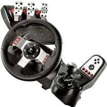 Volante / Timón Para Pc, Ps2, Ps3 Logitech G27 Racing Wheel
