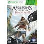 Assassins Creed Iv Black Flag Xbox 360 Nuevo Original