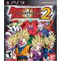 Dragon Ball Z Raging 2 Ps3 Playstation 3 Nuevo Original Jxr