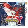 Pokemon Y 3ds Nuevo!