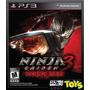 Ps3 Ninja Gaiden Sigma 3 Razor