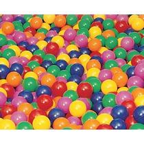 Pelota Piscina Bulto 500 Unidades Pelotas Piscina En Colores