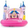 Castillo Inflable Princesas Disney, Centro De Juegos