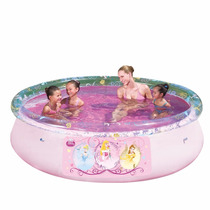 Piscinas Inflables Juguetes Armables Bestway Princesas Agua