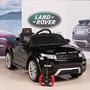 Carro De 12 Voltios Y Control Remoto Para Niños Range Rover