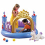 Castillo Magico Ball Toys Inflable Intex 48669np - Piscina D