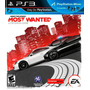 Need For Speed Most Wanted Complete Ps3 Digital Nuevo - Jxr