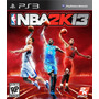 Nuevo, Nba 2k13 Basketball Baloncesto