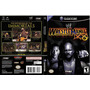 Wwe Wrestlemania X8 - Lucha Libre - Gamecube - Nintendo Wii