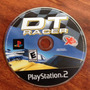 Dt Racer - Autos - Playstation 2 Ps2 - Solo Dvd