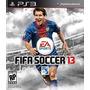 Nuevo Y Sellado! Promocion, Fifa Soccer 2013 Ps3 En Español