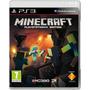 Minecraft Ps3 Físico Nuevoy Sellado De Fabrica! Mojang