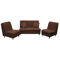 Juego De Sala X 3 Unds (1 Sofa + 2 Poltronas) Mayoristas