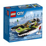 Lego City Bote De Carreras 60114