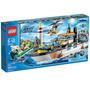Lego City Equipo Guardacostas Armar Juguete Niños Niño