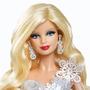 Hermosa Muñeca Barbie Holiday Coleccionable