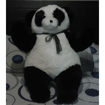 Osos Peluches Panda Grande 95 Cm Largo Ganga Antes $180.000