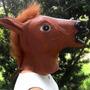 Máscara De Halloween Divertido Cabeza De Caballo