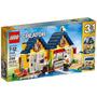 Lego Creator Cabaña Playa Niños Niño Juguete Armar