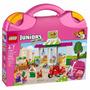 Lego Juniors Maletín Supermercado Niño Niños Armar Niña