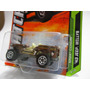 Matchbox Jeep Willys Congo Edic 2011 T2 T9 B3