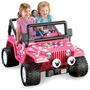 Jeep De Minnie Mose De Fisher Price