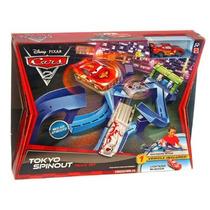 Juguetes Pistas Cars Azul