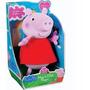 Muñeca Peppa Pig Con Sonidos Y Ronquidos
