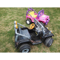Carros Power Wheels Para Niño Y Niña $300.000 C/u Ganga!!!