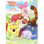 Disney Winnie The Pooh Big Fun Libro A Color (set De 2)