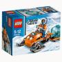 Lego City Moto De Nieve Armar Juguete Niño