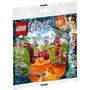 Lego Elfos El Fuego Magico De Azari 30259 En Bolsa