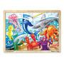 Melissa & Doug Bajo El Mar Jigsaw Puzzle 24pc