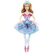 Barbie Y Zapatillas Mágicas Bailarina Mattel 41.900