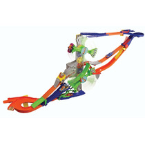 Pista Hot Wheels De Pared - Roto-arm Revolution - Rotativo