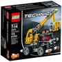Lego Technic Camión Plataforma Niños Niño Juguete Armar
