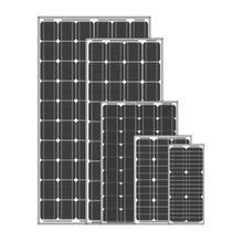 Panel Solar Monocristalino 60w 100w 150w 200w Certificado