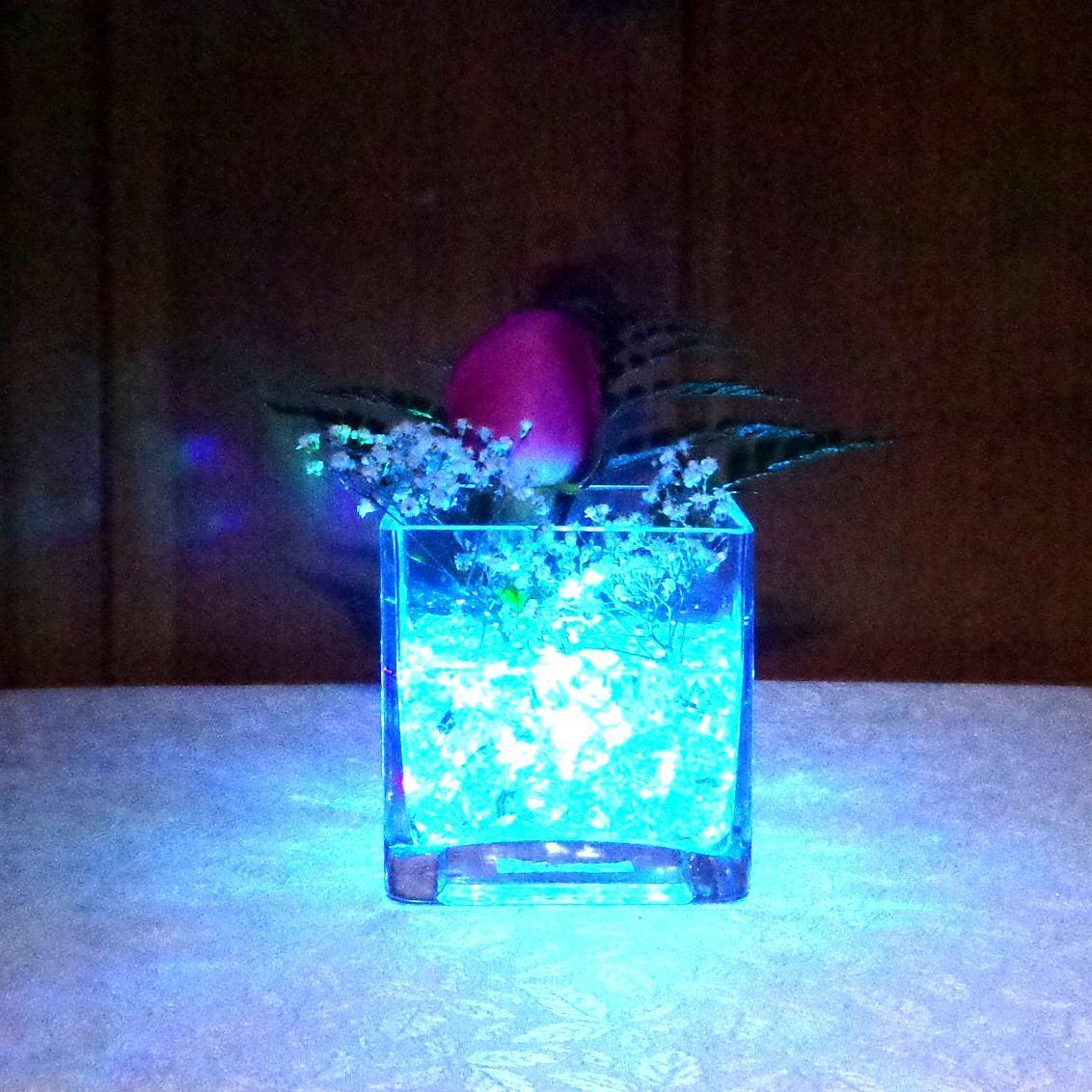 led sumergible:
