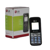 Celular Lg B220 Dual Sim Radio Fm Audifonos Linterna