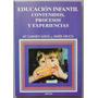 Educación Infantil -carmen Sáinz/ Javier Argos - Narcea