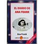 Libro El Diario De Ana Frank / Editorial Hidalgo