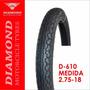 Llanta Diamond D-610 2.75 18 Sellomática (1138)